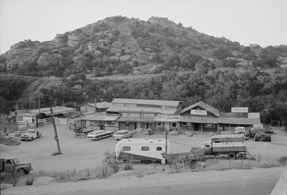 Spahn Ranch From Hoss Cartwright To Charles Manson